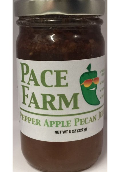 Pepper Apple Pecan