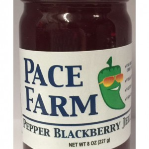 Pepper Blackberry