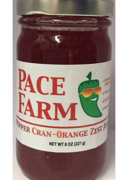 Pepper Cran-Orange Zest