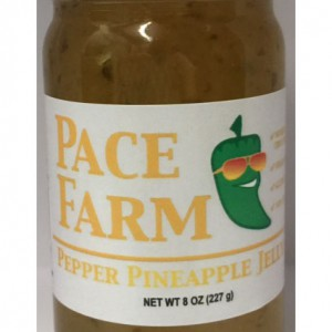 Pepper Pineapple
