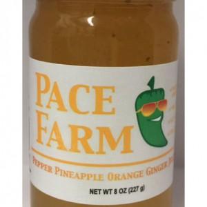 Pepper Pineapple Orange Ginger