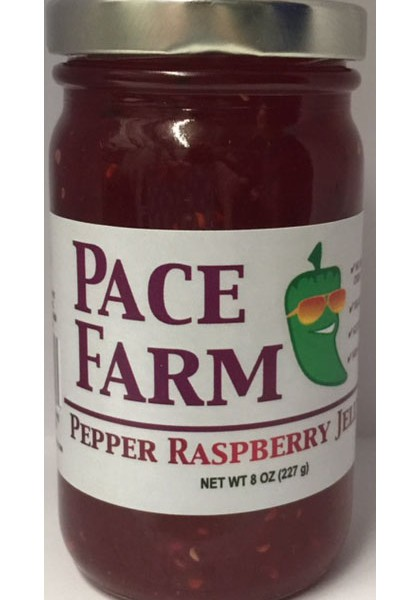 Pepper Raspberry