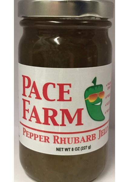 Pepper Rhubarb