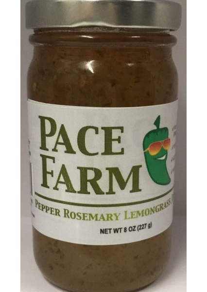 Pepper Rosemary Lemongrass