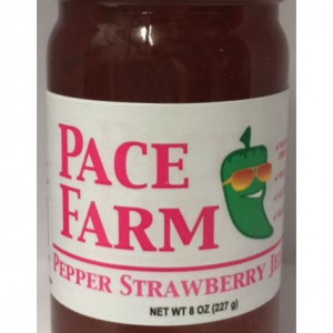 Pepper Strawberry