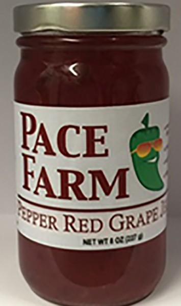 PepperRedGrapeJelly2